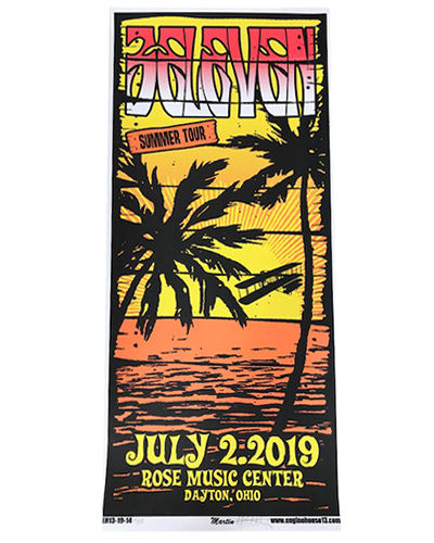 2019 - Dayton, OH (7/2) Poster - Regular