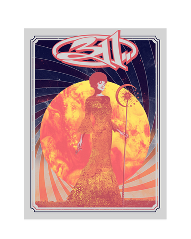 2015 Tour New York Poster
