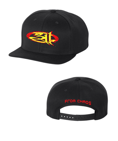 From Chaos Flex Snapback Hat (Pre-Order)