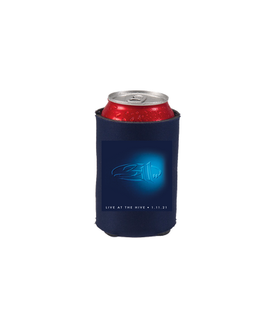Blue Can Cooler
