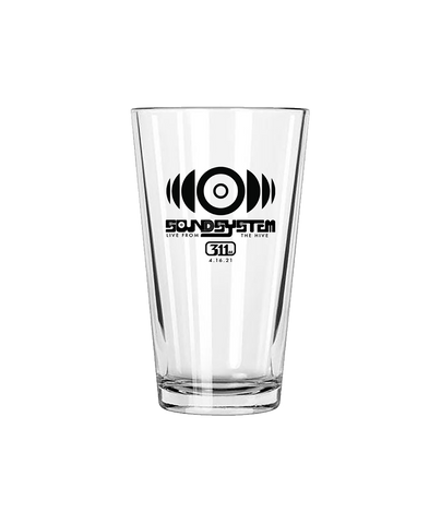 Soundsystem Pint Glass (Pre-Order)