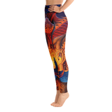 The Wish is Granted Women's Yoga Leggings