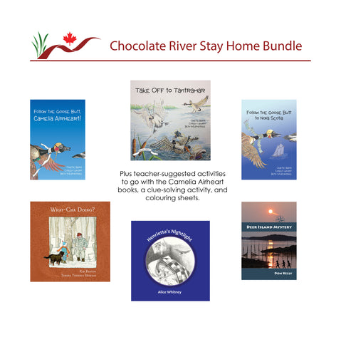 Chocolate River Stay Home Bundle