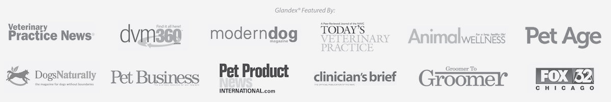 Glandex for Dog Glands Featured in