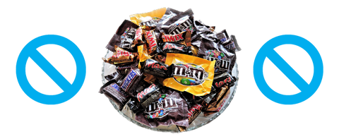 Halloween Candy and Pet Safety