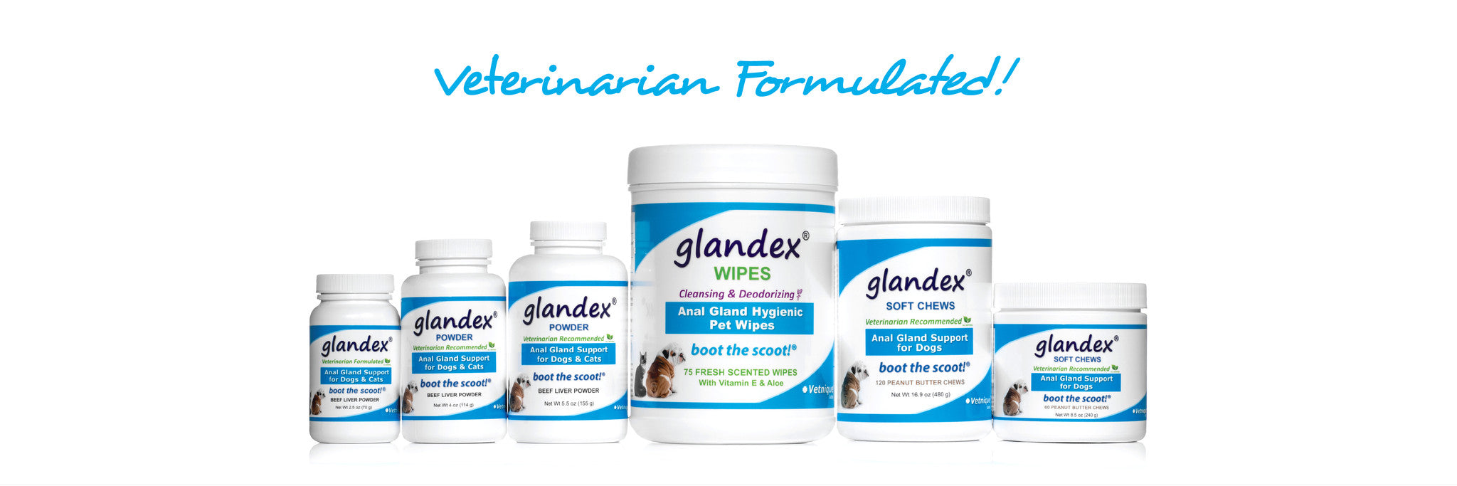 Glandex Anal Gland Supplement Ingredients