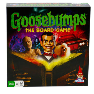 Outset Media - Goosebumps Game