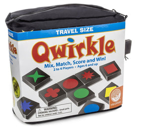 Mindware - Travel Qwirkle