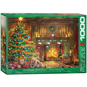 Eurographics  - Festive Labs, 1000 PC Puzzle