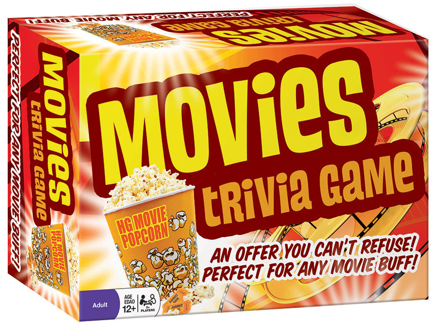 Outset Media - Movies Trivia Game