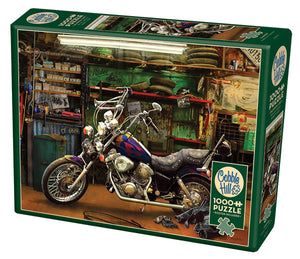 Cobble Hill - Chopper, 1000-Piece Puzzle