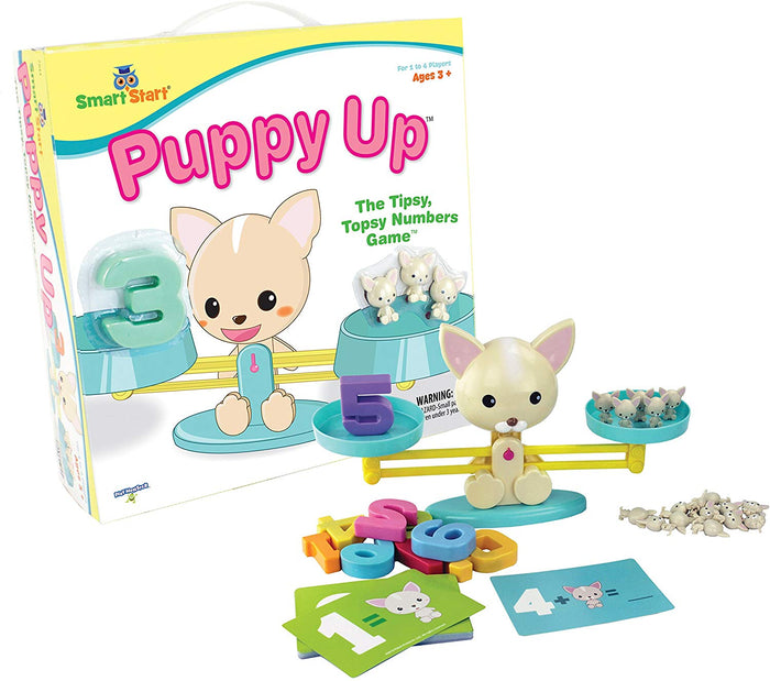 Play Monster - Puppy Up Game