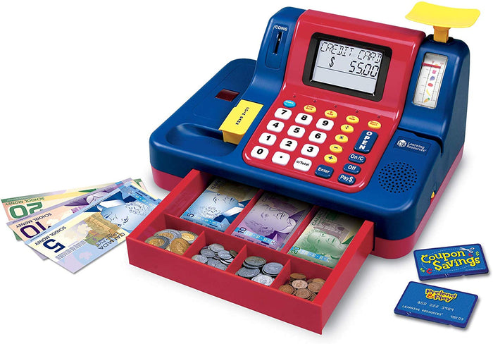 Learning Resources - Teaching Cash Register