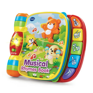 Vtech - Musical Rhymes Book Toy