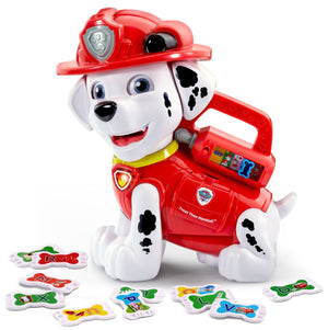 Vtech - Paw Patrol Chomp & Learn Marshall Toy
