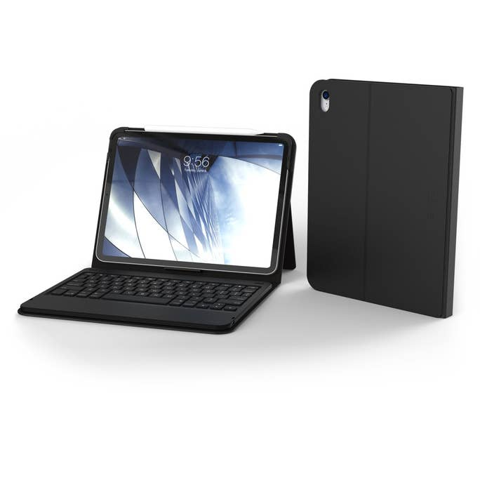 Zagg - iPad 11in Pro 2018 Messenger Folio Keyboard