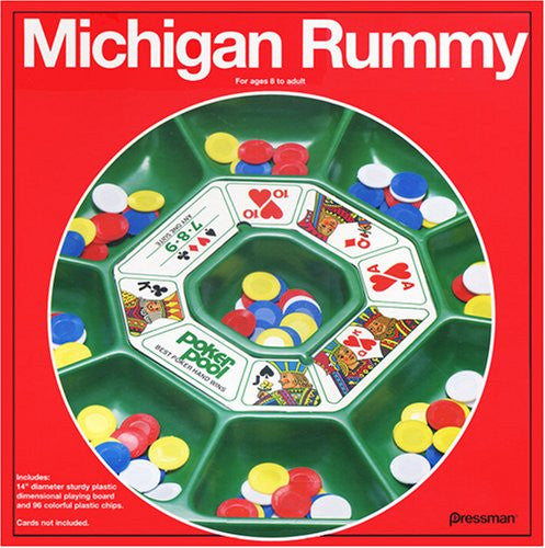 Pressman - Michigan Rummy