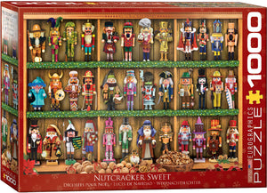 Eurographics - Nutcracker Sweet, 1000 PC Puzzle