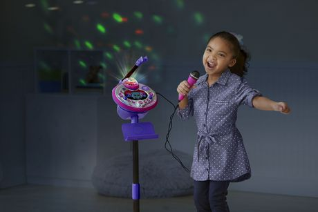 Vtech - Kidi Star Karaoke Machine - Pink/Purple