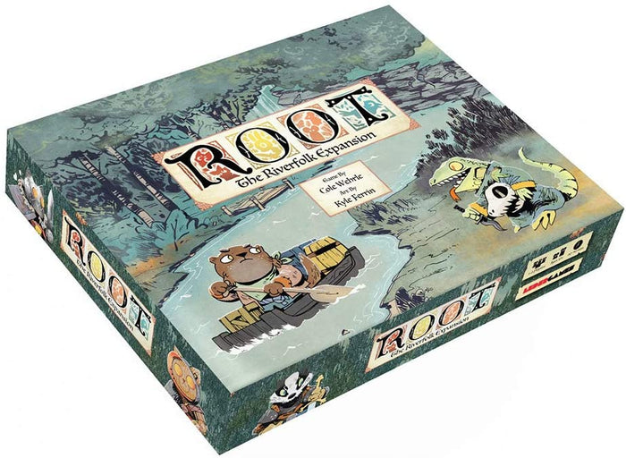 Leder Games - Root Expansion The Riverfolk