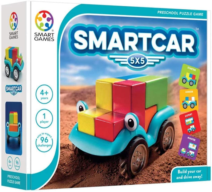 Smart Games - Smartcar 5X5 Toy