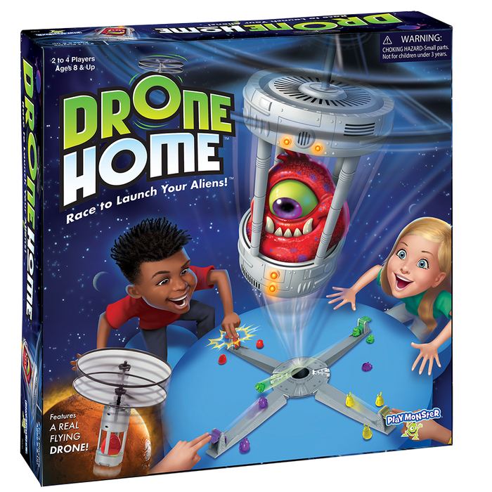 Playmonster - Drone Home Game