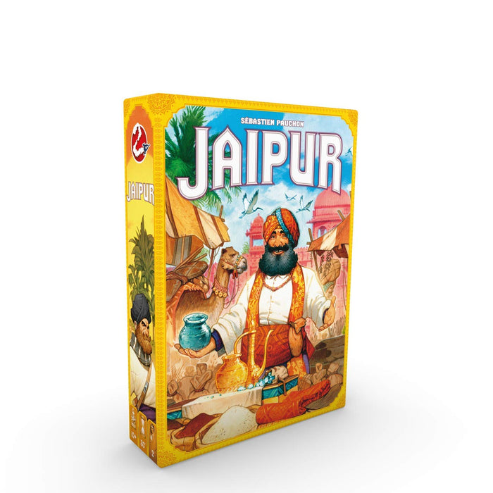Space Cowboys - Jaipur Card Game, New Edition