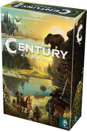 Plan B Games - Century: A New World - Board Game