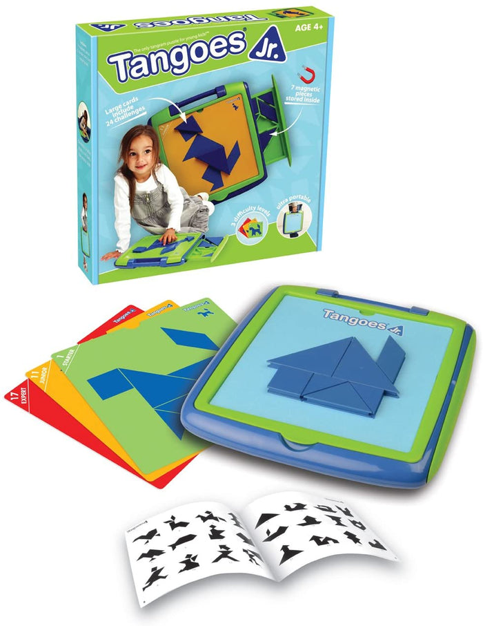 Smart Games - Tangoes Jr Game