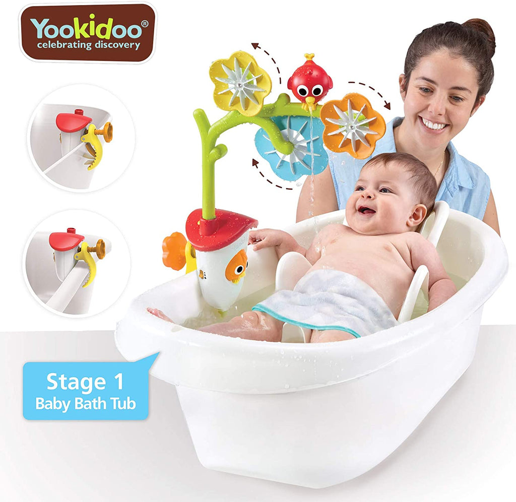 Yookidoo - Sensory Bath Mobile Toy