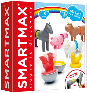 Smartmax - My First Farm Animals Toy
