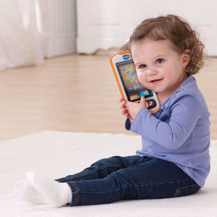 Vtech - Touch & Swipe Baby Phone Toy
