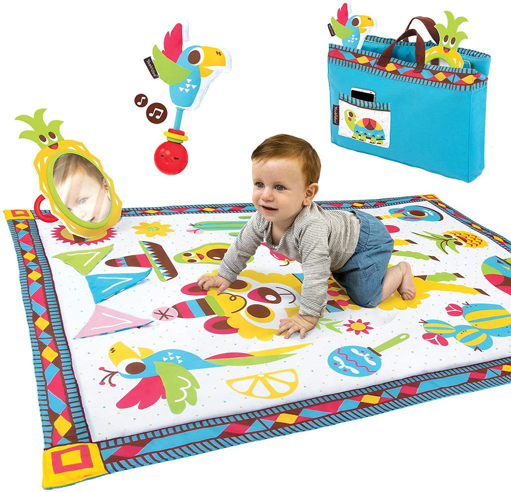 Yookidoo - Fiesta Playmat to Bag Extra Large
