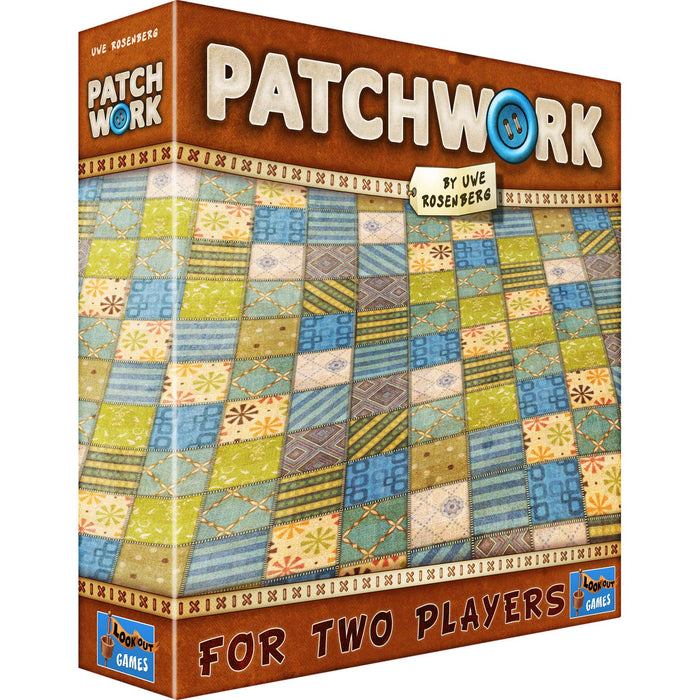 Lookout Games - Patchwork Board Game