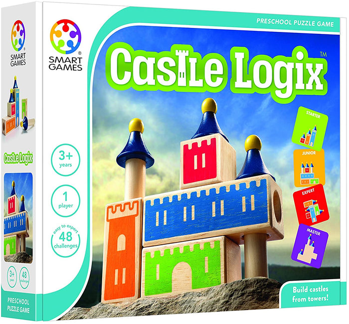 Smart Games - Castle Logix Toy