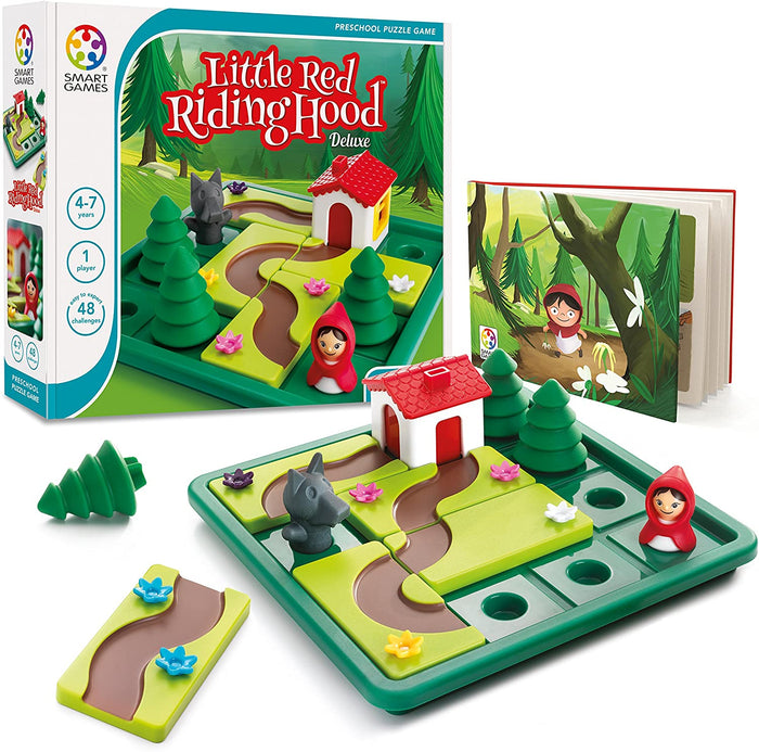 Smart Games - Red Riding Hood Deluxe Toy
