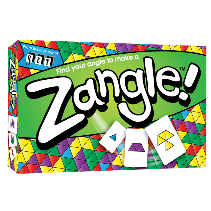 SET Enterprises - Zangle Card Game