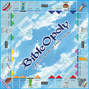 Late for The Sky - Bibleopoly Board Game