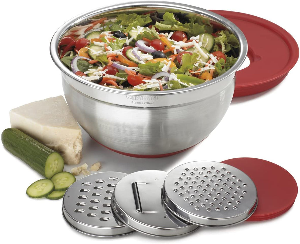 Cuisinart - Multi-Prep Bowl, Red (CTG-00-MBGR)
