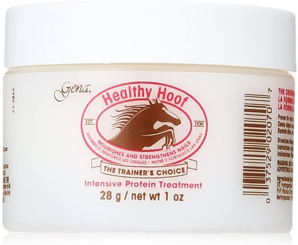 Gena Healthy Hoof - Intensive Protein Treatment 1Oz