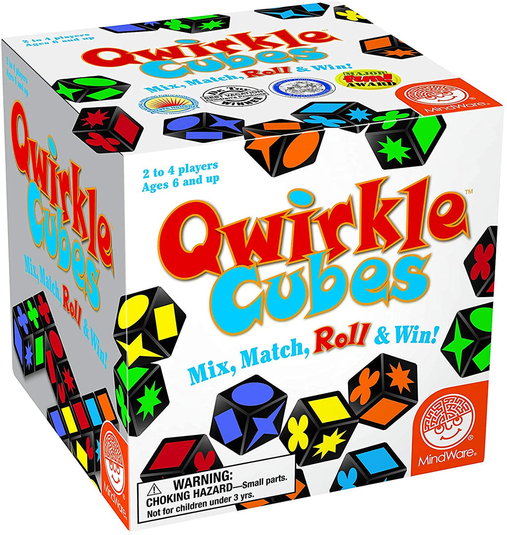 Mindware - Qwirkle Cubes Game