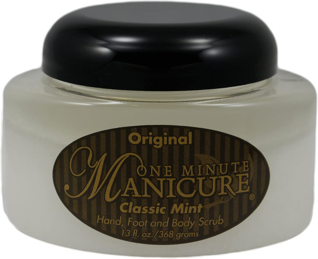 One Minute - Manicure Classic Original Peppermint 13Oz
