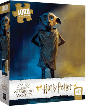 USAopoly - Harry Potter Dobby, 1000 Piece Puzzle