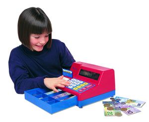 Learning Resources - Calculator Cash Register with Canadian Currency