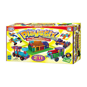 Popular Playthings - Playstix Deluxe Set 211 Pcs
