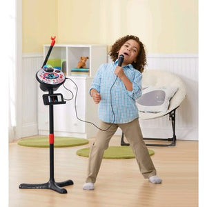 Vtech - Kidi Star Karaoke Machine - Black