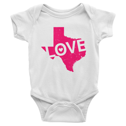 Texas Love (Pink) - Baby