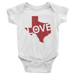 Texas Love (Red) - Baby