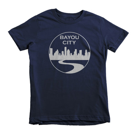 Bayou City (Navy) - Kids