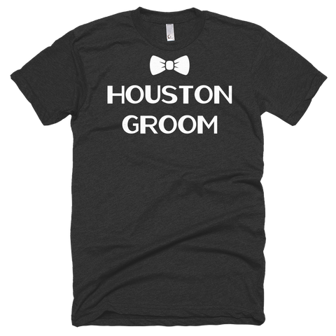 Houston Groom - Unisex